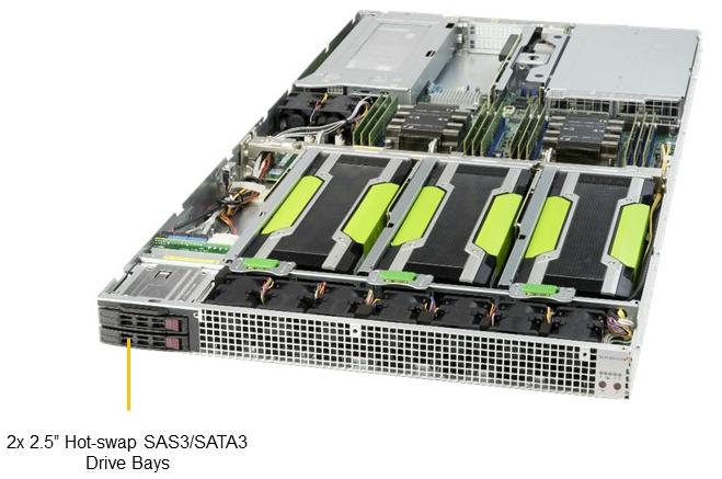 Altezza SX126-12 GPU Angled