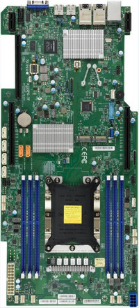 Altezza SX116-6-GPU Motherboard