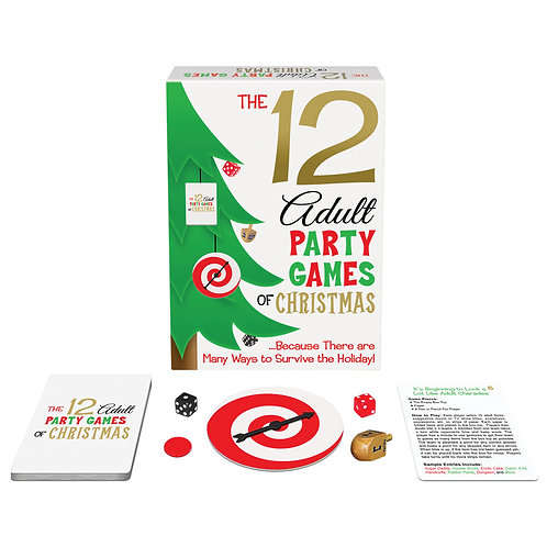 12 Adult Party Games