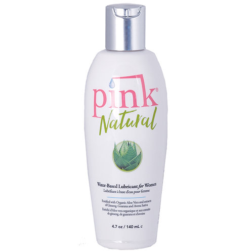 Pink Natural Lube 4.7 oz