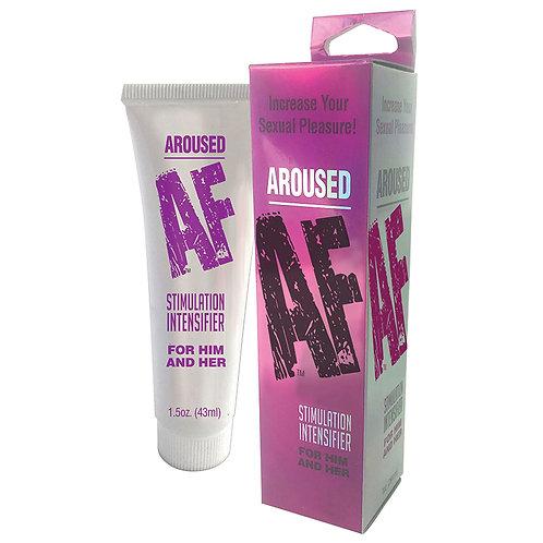 Aroused AF Stimulation Intensifier Cream 1.5oz
