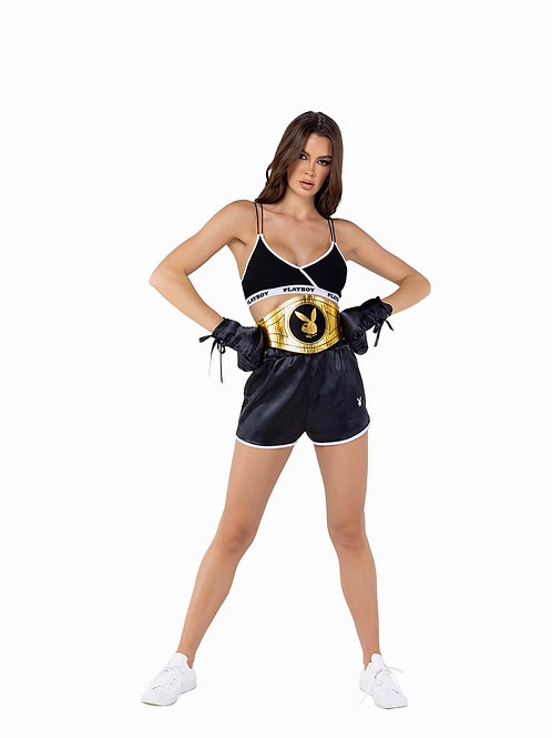 Playboy Knock-Out Boxer