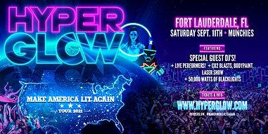 ARTWORK - Hyperglow 2021 Fort Lauderdale