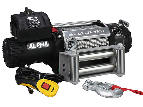 Bulldog Winch: Alpha 15K Winch