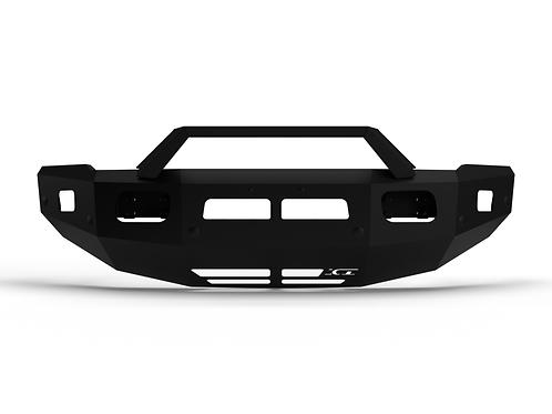 2010 - 2019 Dodge RAM HD: Alumilite Front Bumper