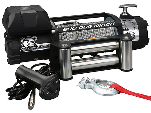Bulldog Winch: Standard 12K Winch
