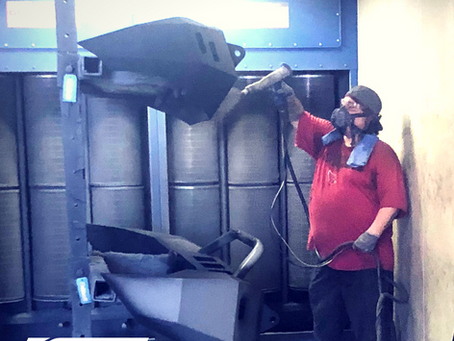 Top 5 Myths about Powder Coating
