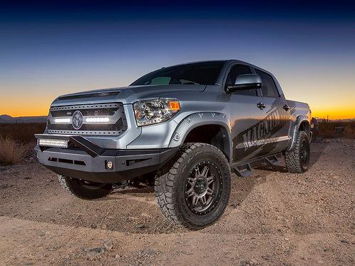 2014 - 2021 Toyota Tundra: Alumilite Front Bumper