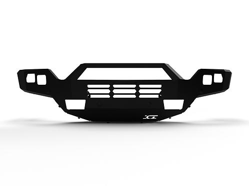 2016 - 2018 Chevrolet LD: Alumilite Front Bumper