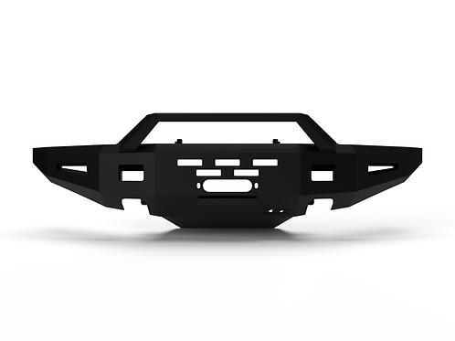 2010 - 2014 Ford F-150 Raptor: Alumilite Winch Bumper