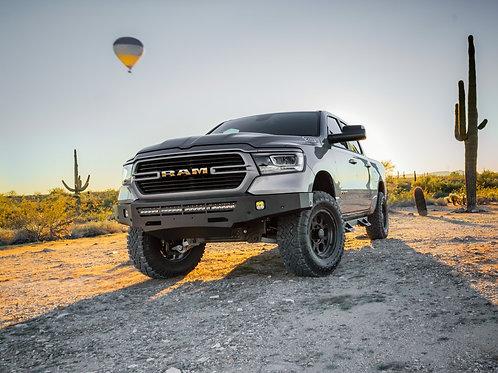 2019 - 2021 Dodge Ram 1500: Alumilite Front Bumper