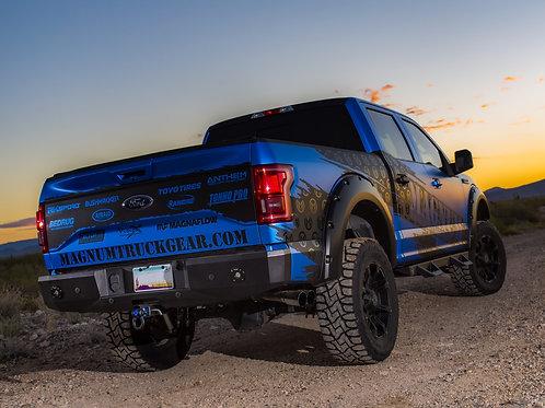 2015 - 2021 Ford F-150: Alumilite Rear Bumper