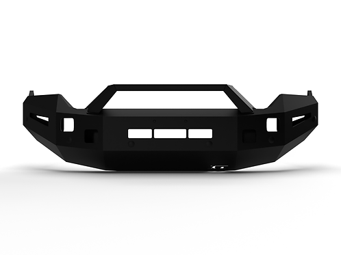2013 - 2018 Dodge RAM LD: Alumilite Front Bumper