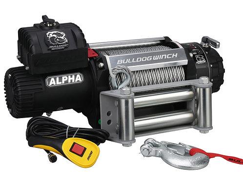Bulldog Winch: Alpha 12.5K Winch