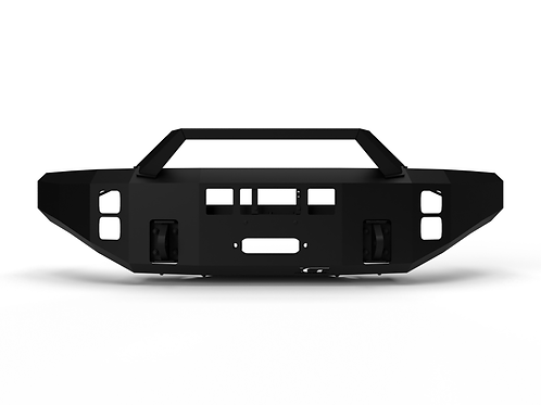 2017 - 2020 Ford Superduty: Alumilite Front Bumpers