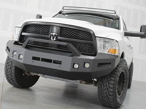 2013 - 2018 Dodge RAM 1500: Alumilite Front Bumper
