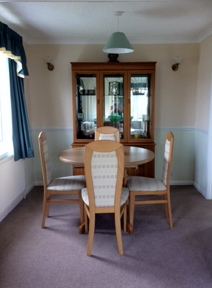 6 Pendarves Dining room