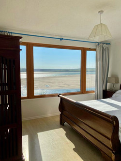 Front bedroom with amazing views