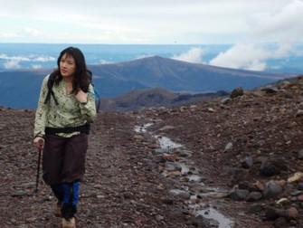 Gim Ng's Himalayan Dream