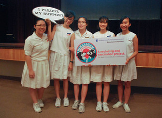 HMP at Nanyang Girls' High School