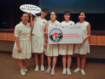 HMP at Nanyang Girls' High School