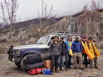 Nepal's first canine distemper survey in the Himalaya