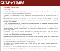 Gulf Times, 12 Jun 2014