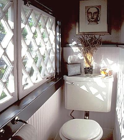 Jazz Age Bathroom
