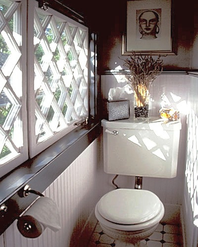 Jazz Age Bathroom