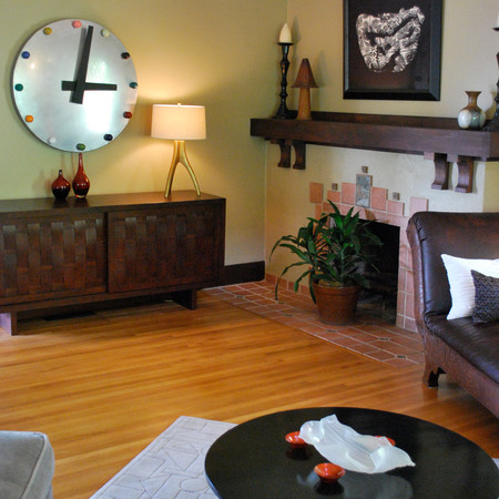 Pixar Living Room