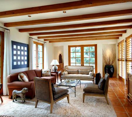 Luminous Living Room