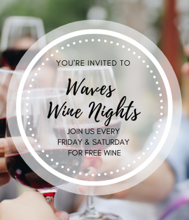Waves wine nights
