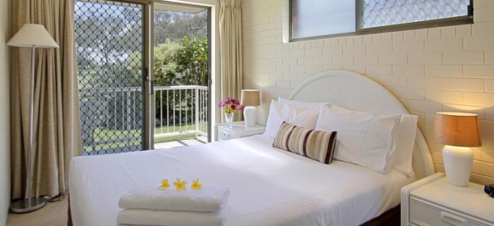 Upper Apartment Bedroom