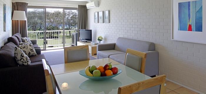 Upper Apartment Living Room