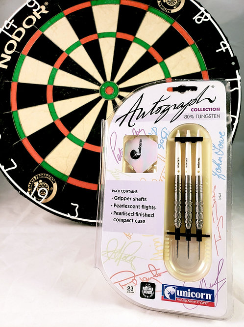 Autograph Unicorn Set Darts 23 Gram