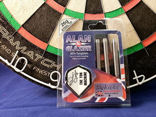 Alan Glazer Darts Set 26 grams