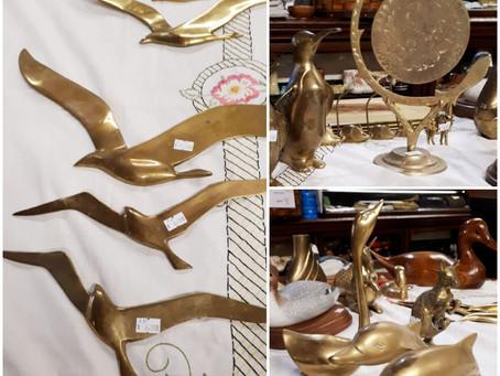 New Brass Trinkets
