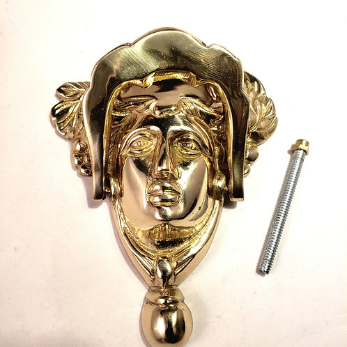 Medusa Cast Door Knocker