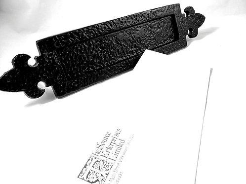 Fleurs De Lys Mail Letter