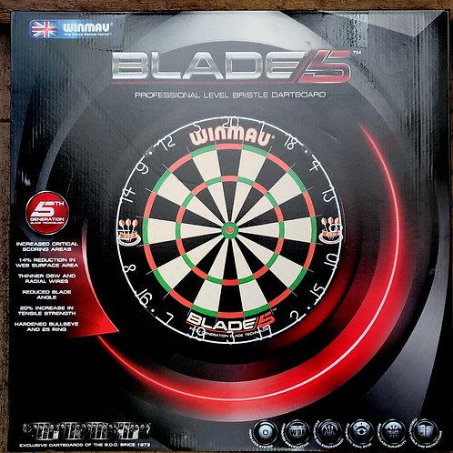 Professional Dartboard Blade 5