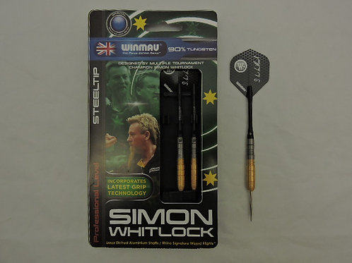 Winmau Simon Whitlock Steel Tip Darts