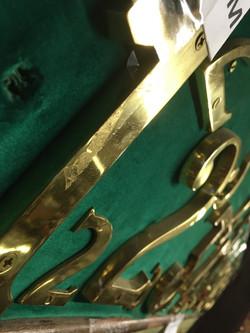 brass number 7