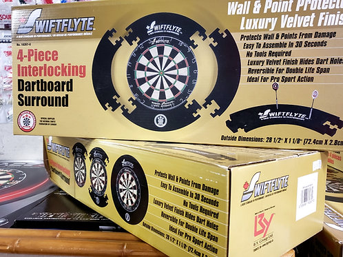Dartboard Surrond 4 Piece