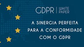 A sinergia perfeita para a conformidade com o GDPR