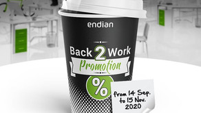 Endian Back 2 Work Promo 2020