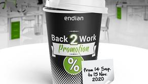 Endian Back 2 Work Promo 2020