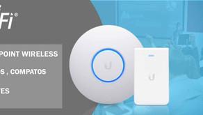 Wi-Fi Empresarial- Ubiquiti UniFi Acess Points