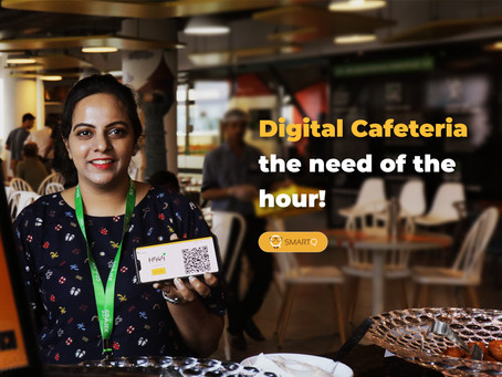 Why is a digital cafeteria the need of the hour?