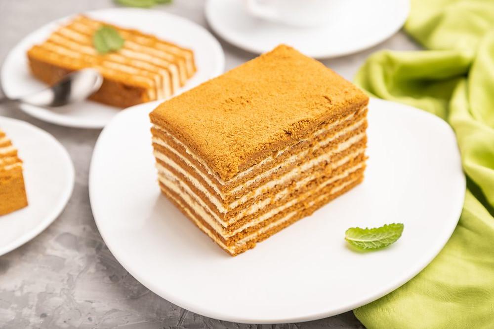 Bread Cake