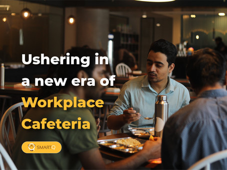 What is next in the world of the workplace cafeteria?